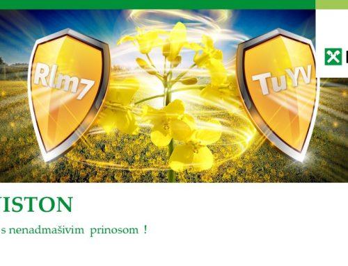 Anniston – inovacija s nenadmašivim prinosom !
